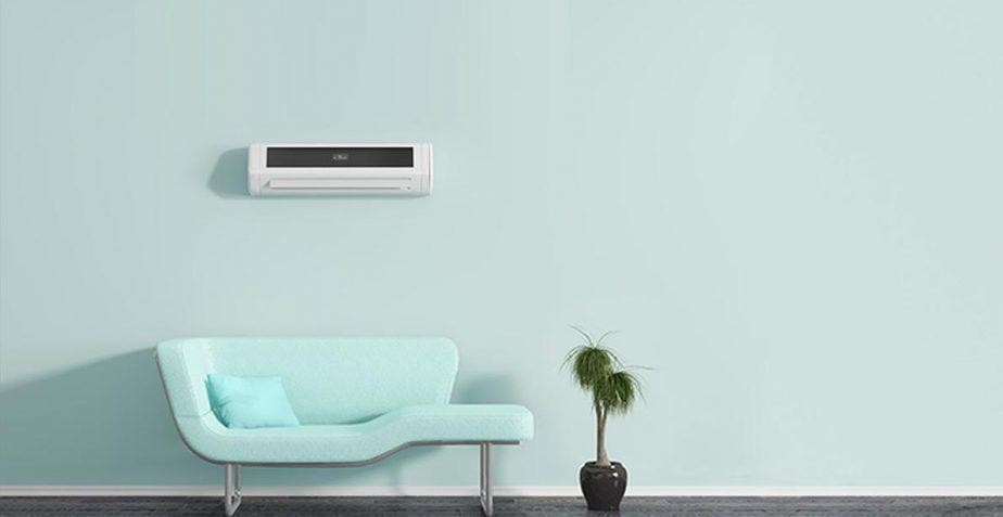 Air conditioner installed